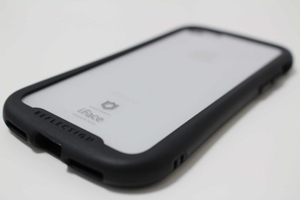 iphone iFace スマホケース ガラスケース 透明
