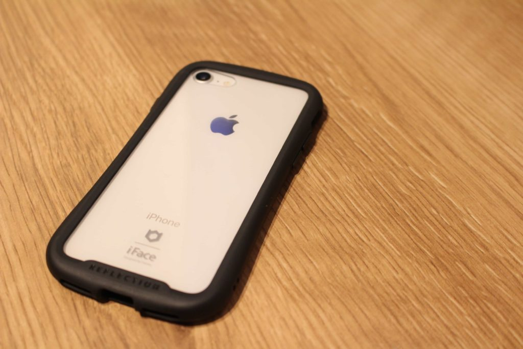 iphone iFace スマホケース スマホカバー ガラスケース 透明