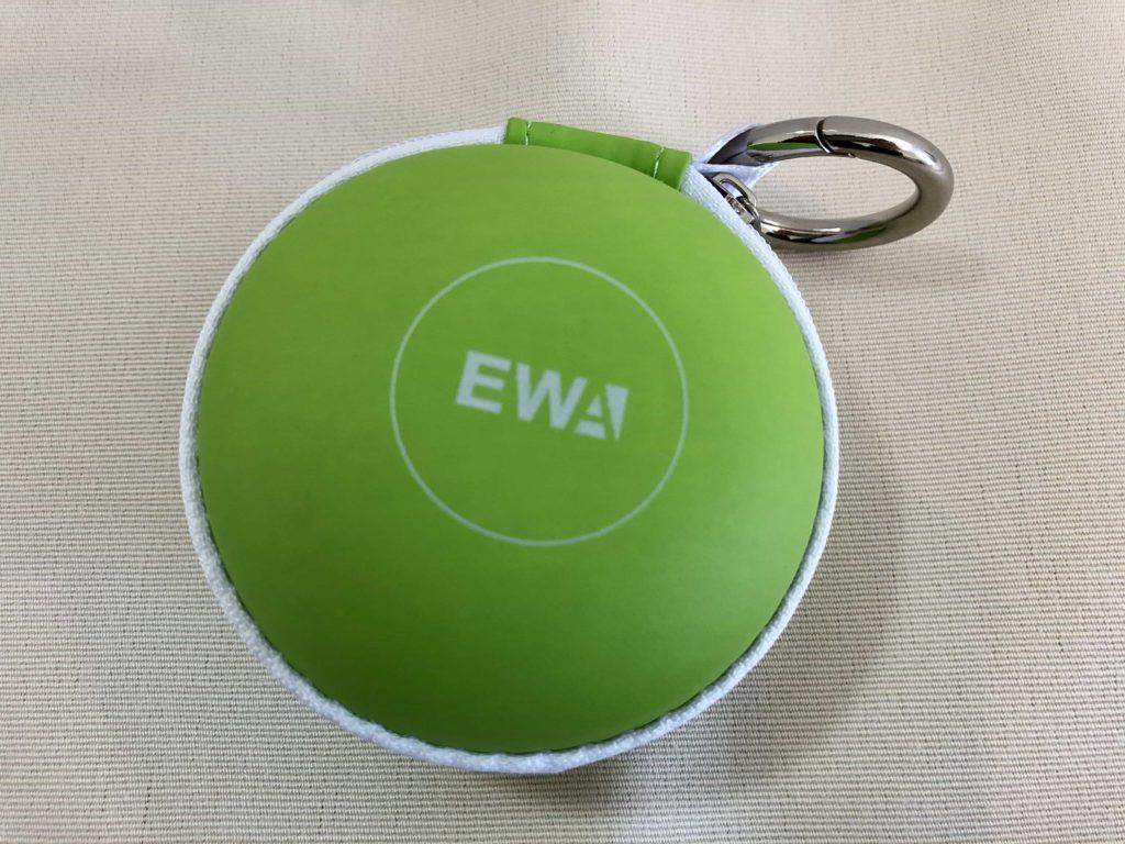 スピーカー コンパクトスピーカー Bluetooth ブルートゥース EWA A106 ケース