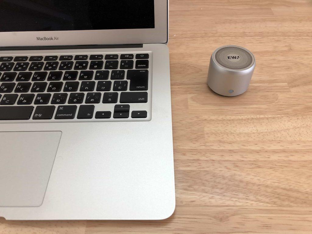 スピーカー コンパクトスピーカー Bluetooth ブルートゥース EWA A106 BOSE