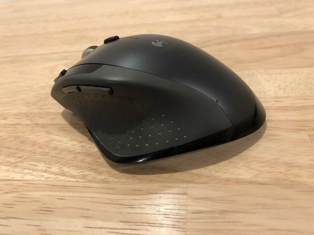 マウス ロジクール Logicool ワイヤレスマウス 無線マウス Bluetoothマウス MX-1100 ラバーグリップ