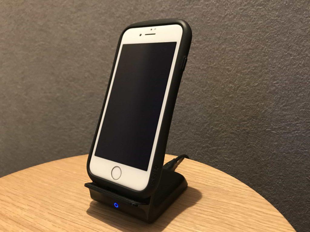 ワイヤレス充電器 充電器 ANKER アンカー Qi PowerWave 7.5 Stand