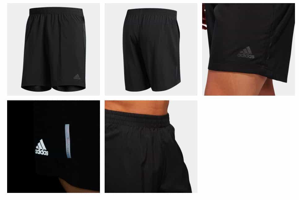 アディダス adidas climacool クライマクール ランニングシャツ ハーフパンツ ショーツ
