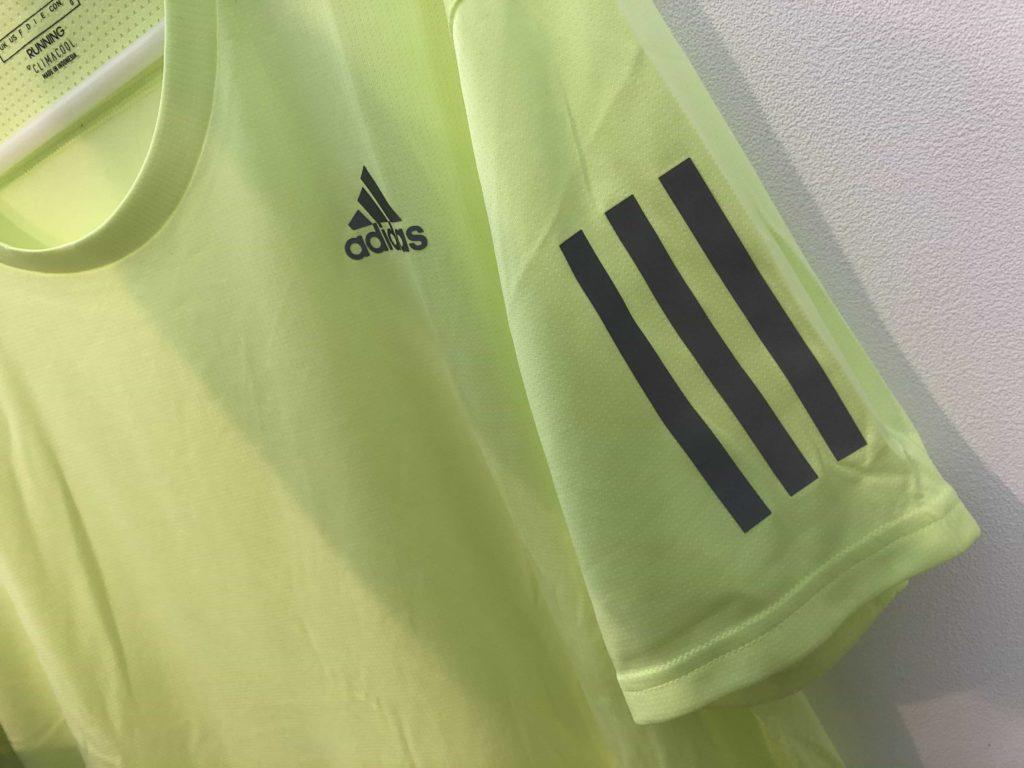 アディダス adidas climacool クライマクール ランニングシャツ Tシャツ リフレクター