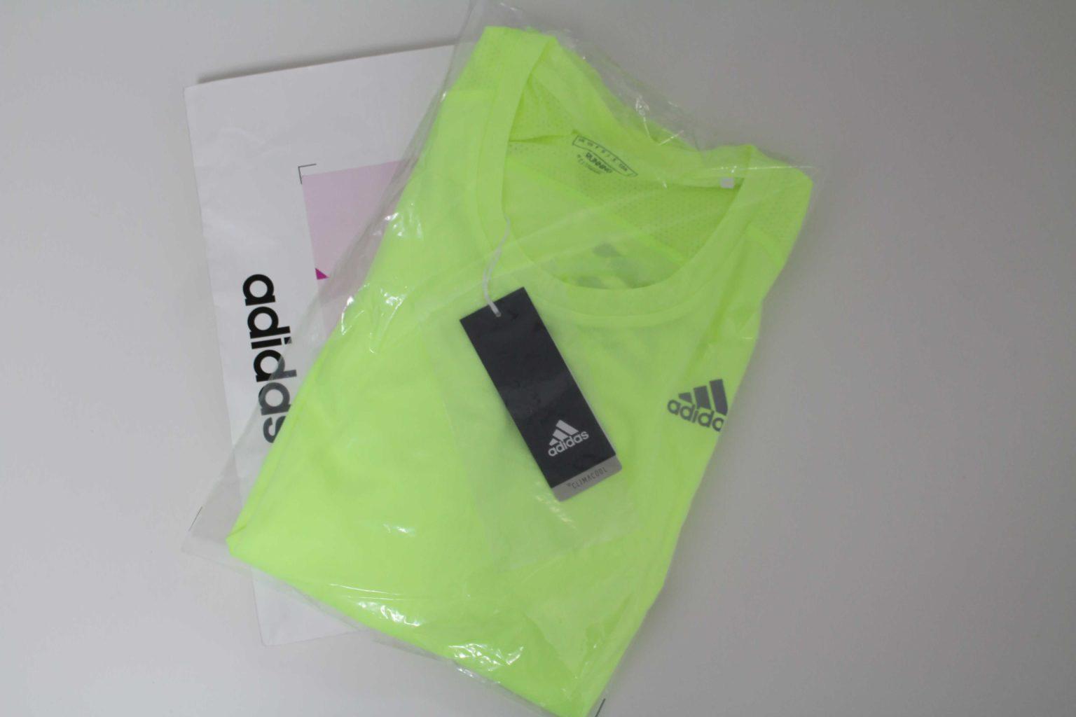 アディダス adidas climacool クライマクール ランニングシャツ Tシャツ