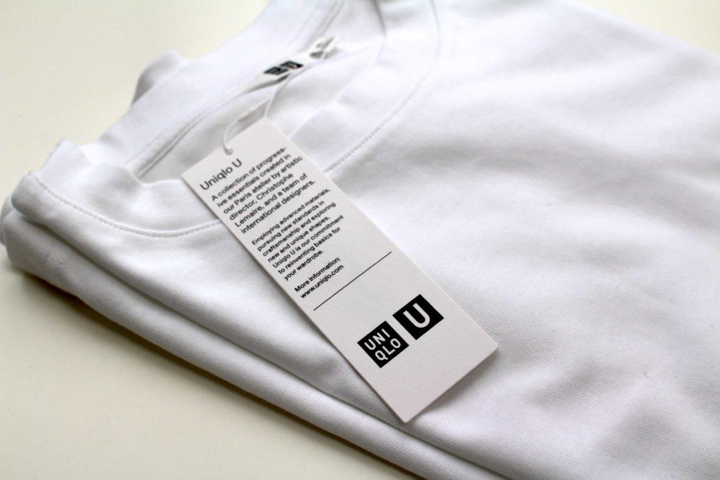 uniqlo ユニクロ ユニクロU Tシャツ オーバーサイズ エアリズム エアリズムコットンオーバーサイズTシャツ