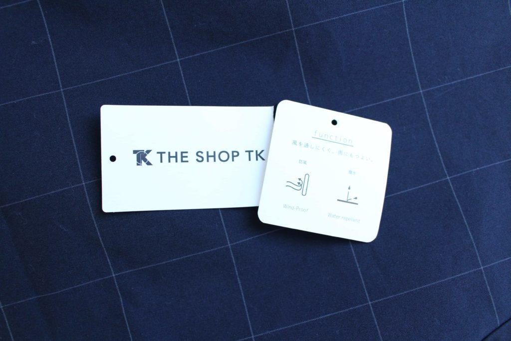 TheshopTK TK ティーケー 格子柄ステンカラーコート ステンカラーコート アウター メンズアウター トレンチコート