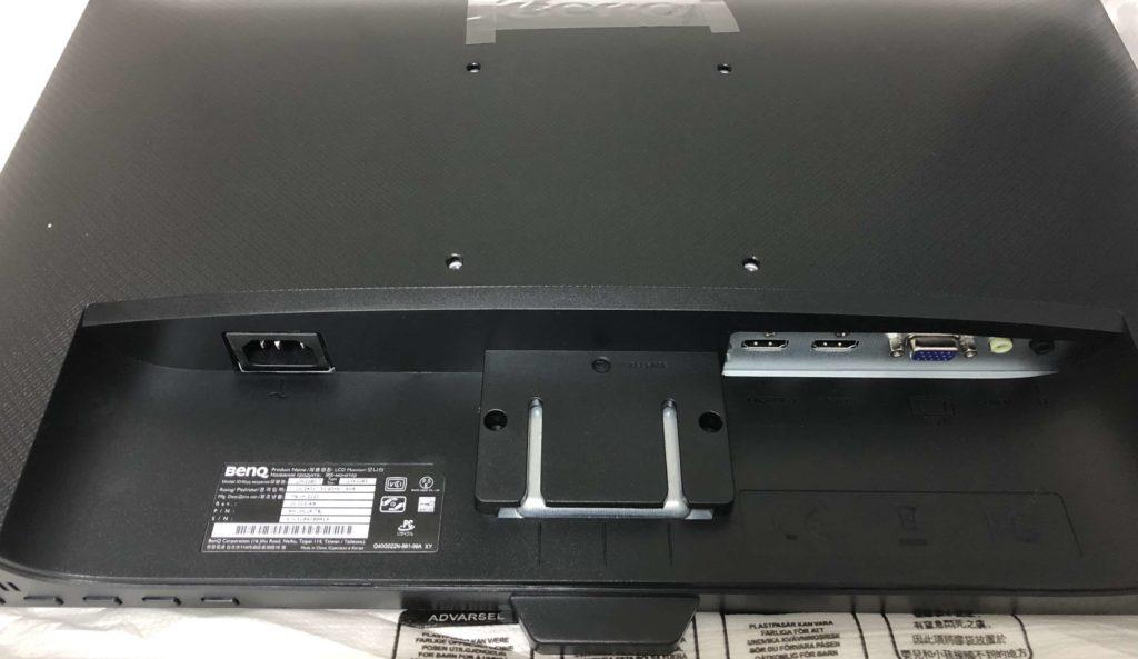 GW2283 BenQ モニター ディスプレイ VGA アナログ IPS HDMI
