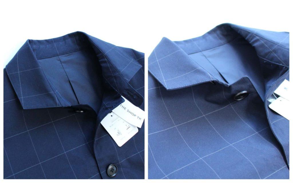 tk coat shoptk タケオキクチ コート ステンカラーコート