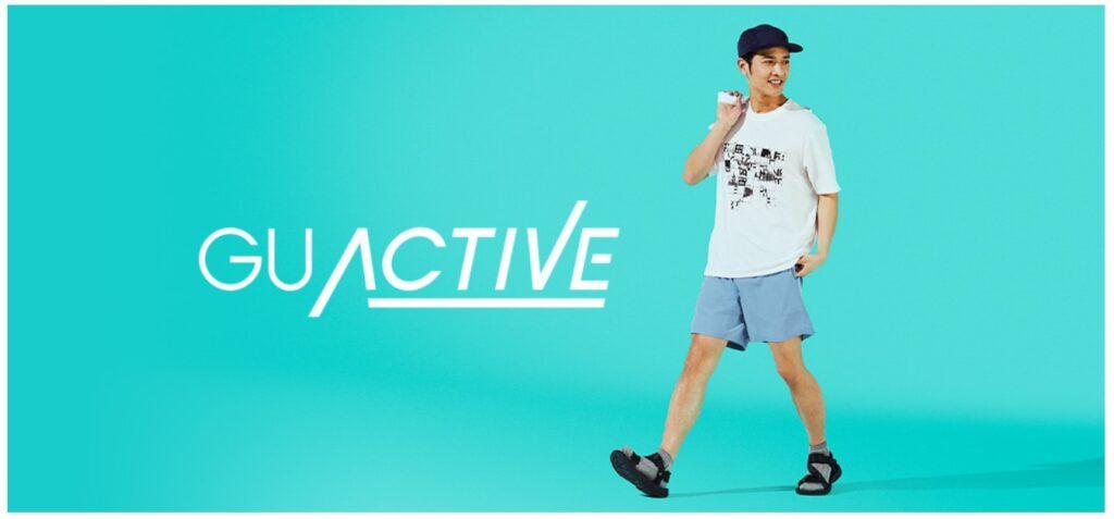 GU ジーユー GUACTIVE ジーユーアクティブ スポーツ スポーツウェア
