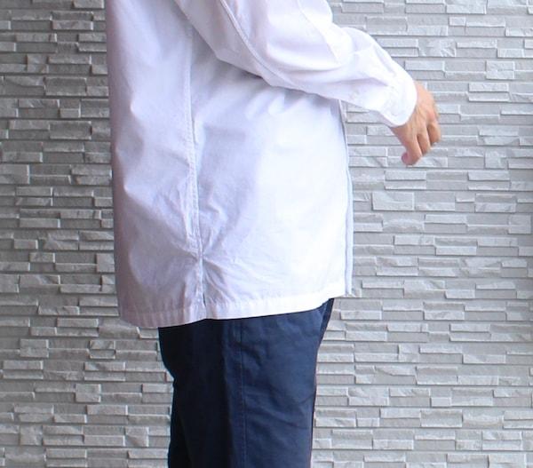 uniqlo ユニクロ エクストラファインコットンブロードオーバーサイズシャツ EFCブロードオーバーサイズシャツ 白シャツ jwanderson JWアンダーソン ユニクロコラボ オーバーサイズ ボックスカット