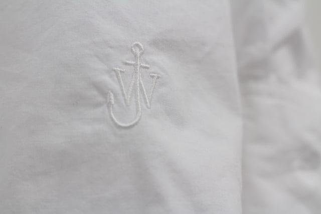 uniqlo ユニクロ エクストラファインコットンブロードオーバーサイズシャツ EFCブロードオーバーサイズシャツ 白シャツ jwanderson JWアンダーソン