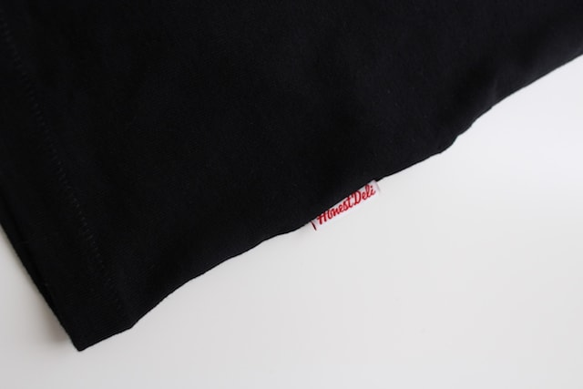 GU ジーユー スタジオセブン ナオト naoto STUDIOSEVEN Tシャツ コットンビックT(半袖)STUDIOSEVEN オーバーサイズTシャツ ブラック BLACK オネストデリ HONESTBOY