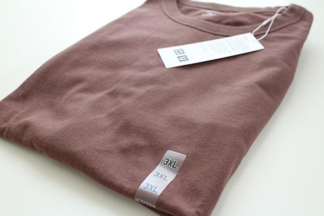 UNIQLO UNIQLOU ユニクロ ユニクロU クルーネックTシャツ 3XL ビッグザイズ サイズアップ クルーネックT(半袖)