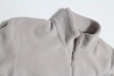 ユニクロ uniqlo フリース フリースフルジップジャケット ナチュラル 30 natural