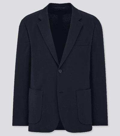 uniqlo ユニクロ ジャケット コンフォートジャケット ジャケット コンフォートジャケット(袖丈着丈短め) 袖丈着丈短め オンライン限定 ユニクロジャケット ジャケパン ジャケパンスタイル