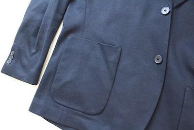 uniqlo ユニクロ ジャケット コンフォートジャケット ジャケット コンフォートジャケット(袖丈着丈短め) 袖丈着丈短め オンライン限定 ユニクロジャケット ジャケパン ジャケパンスタイル パッチポケット
