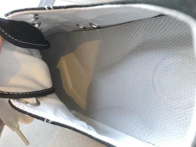 muji ALLSTAR 無印良品 無印 疲れにくい撥水スニーカー  疲れにくい 撥水スニーカー  スニーカー コンバース オールスター 黒